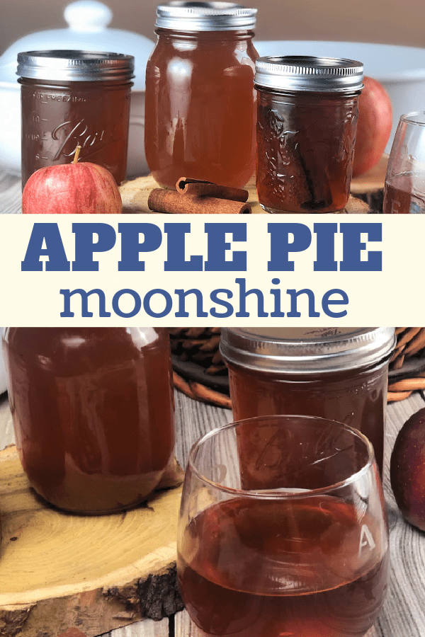 Make moonshine in minutes - use your Instant Pot.