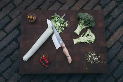 Chef & Knife snijplank 4