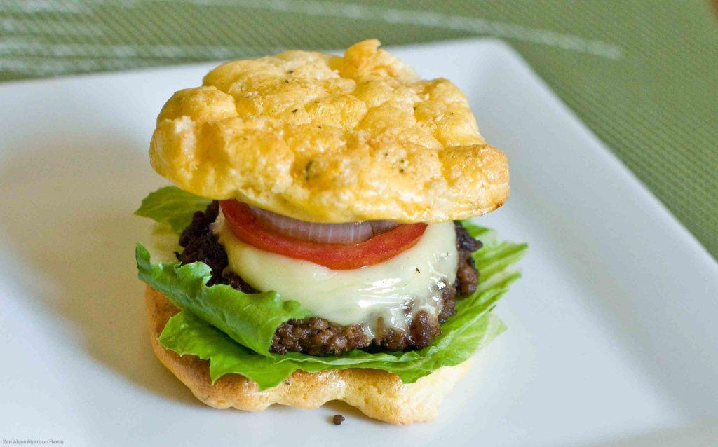 Keto Jerk Burger