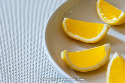 Lemon Drop Jello Shots-4