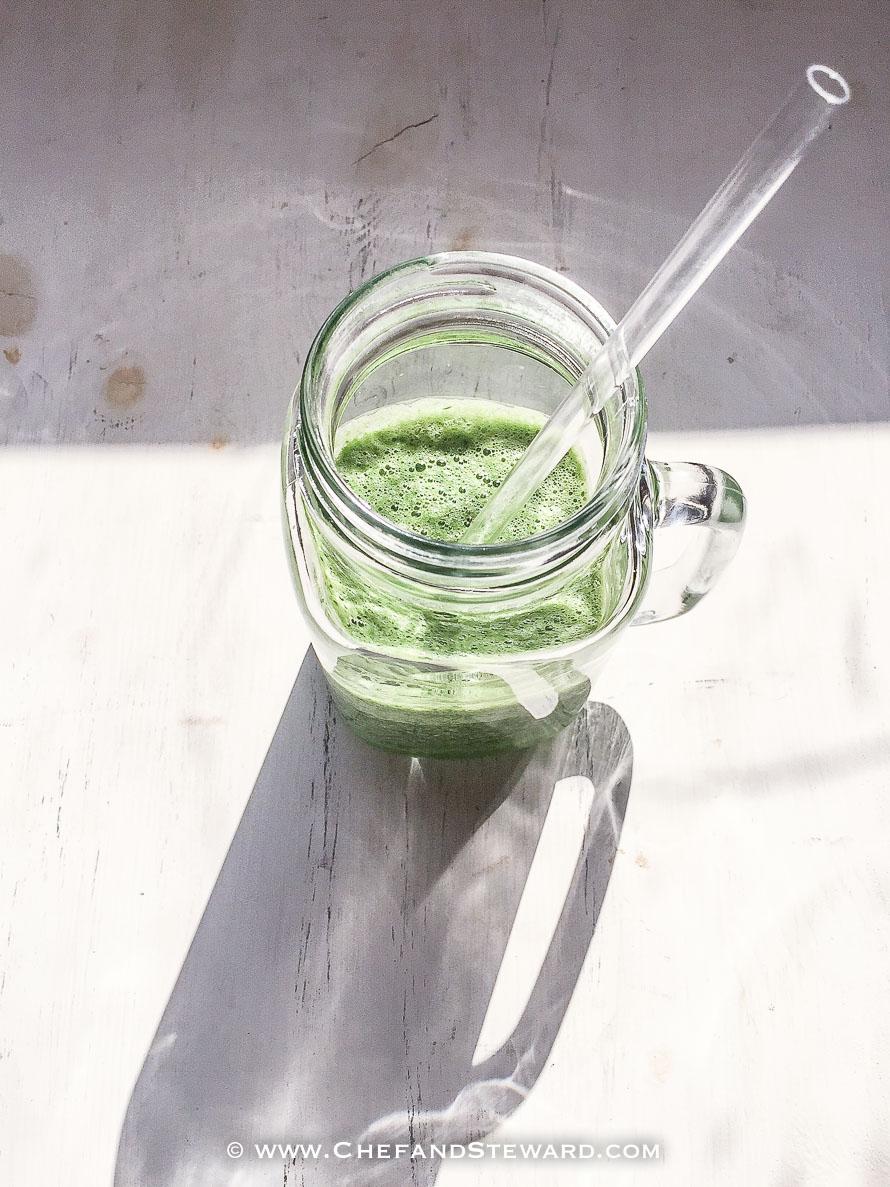 Cleansing Green Juice that Increases Metabolism-2