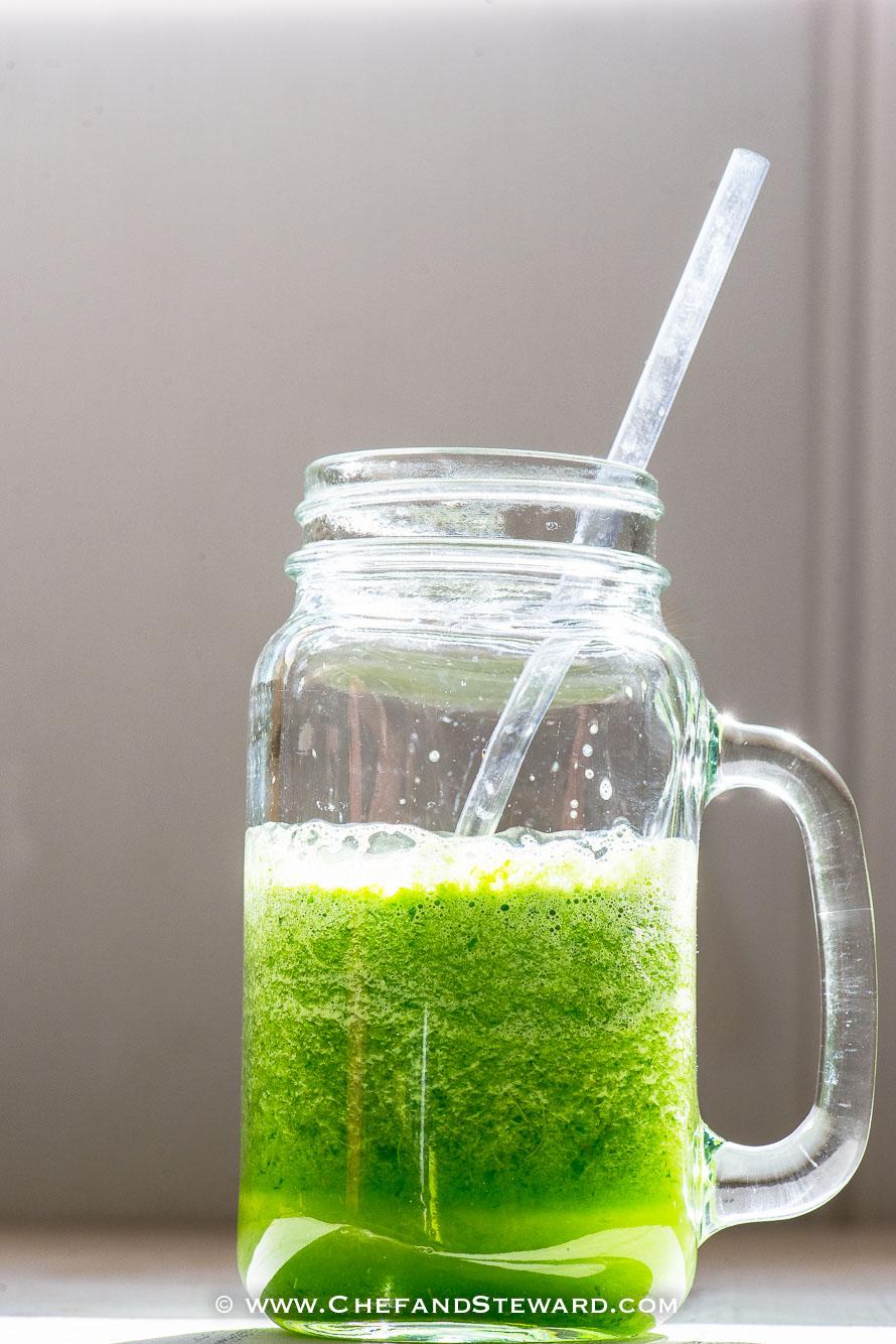 Cleansing Green Juice that Increases Metabolism-5