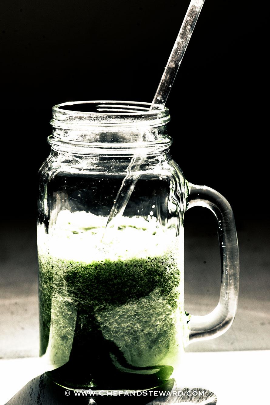 Cleansing Green Juice that Increases Metabolism-6