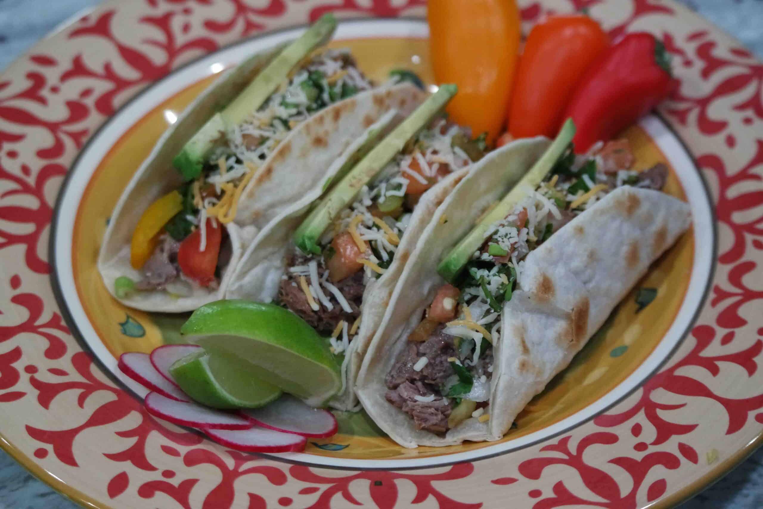 Totally Tasty & Tender Machaca (Mexican Style Shredded Beef)