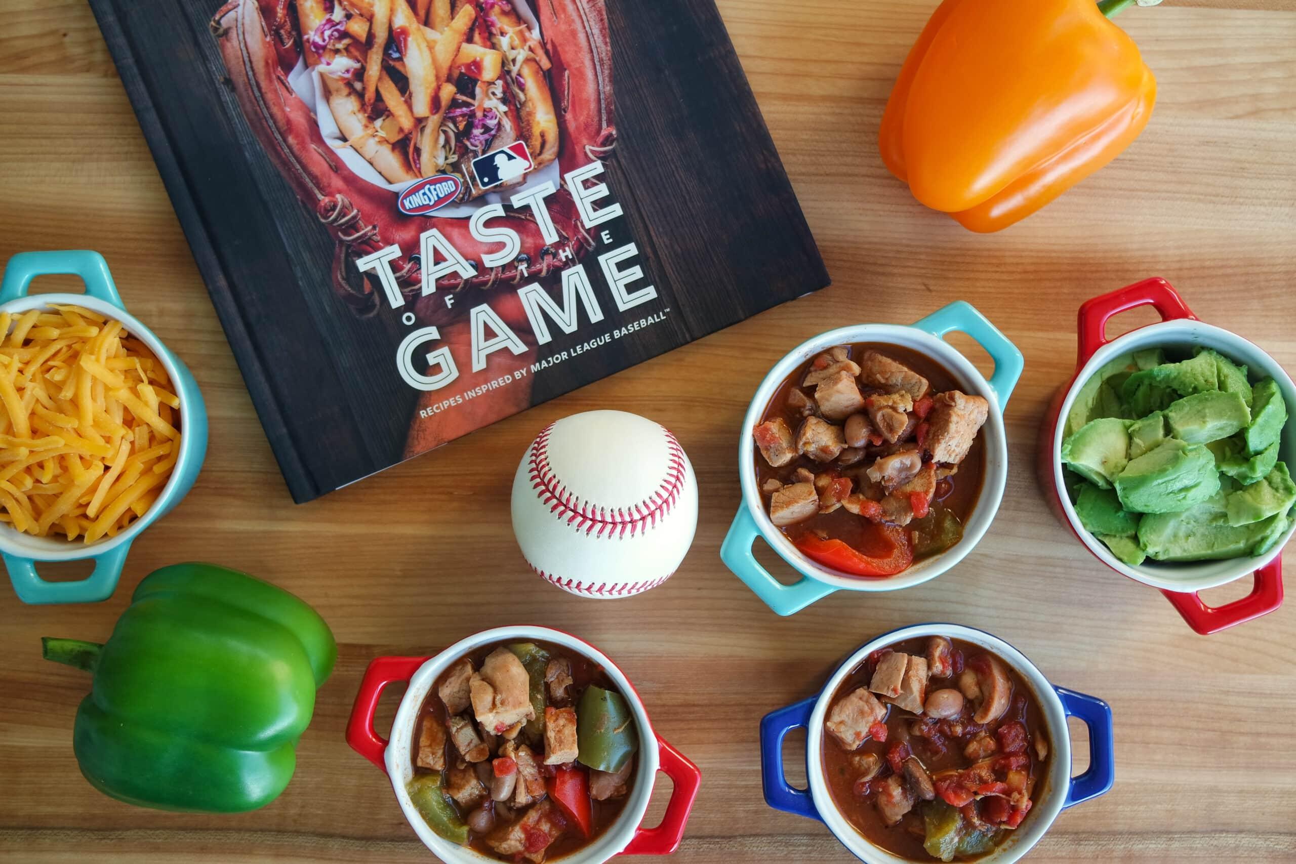 Kingsford Taste of the Game Smoky Rattlesnake Chili