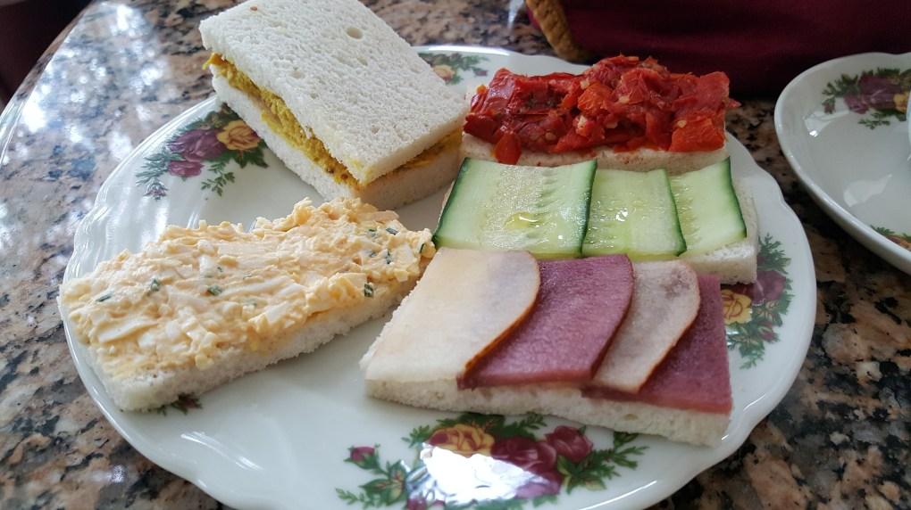 Gluten-Free Finger Sandwiches