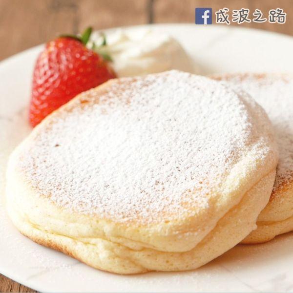 日式梳乎厘班戟 Japanese Souffle Pancakes