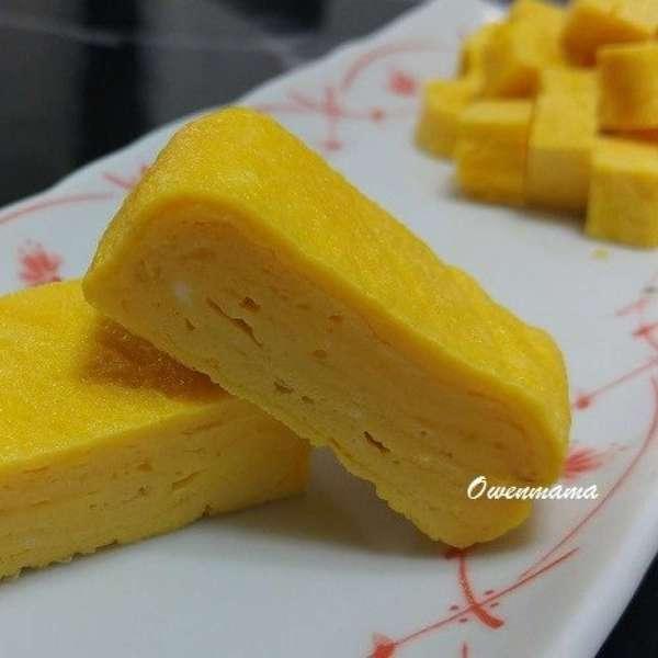 日式玉子燒(甜蛋壽司)