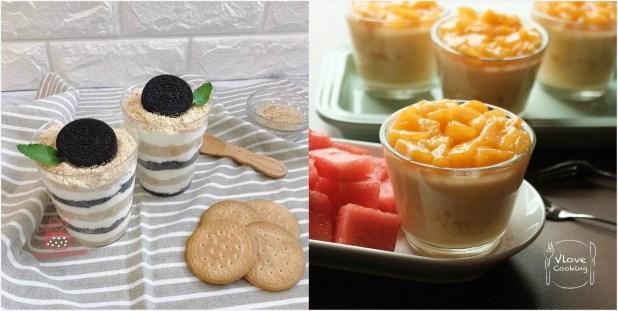 簡易甜品食譜