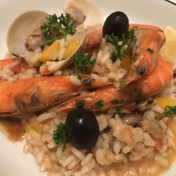 葡萄牙海鮮飯 - Arroz de mariso