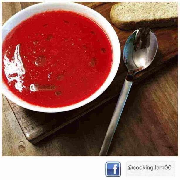 健康美味紅菜頭湯