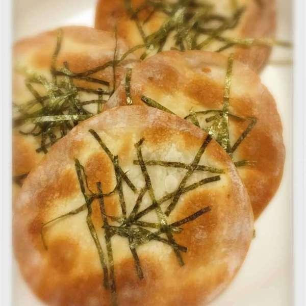 柚子胡椒脆餅
