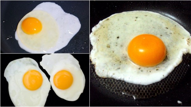 完美的荷包蛋