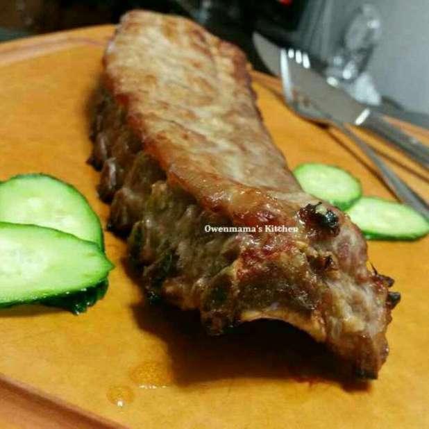 泰式魚露烤骨