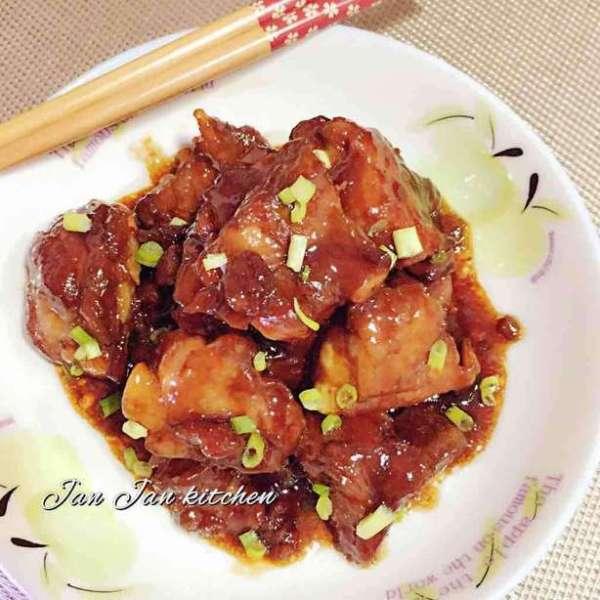 日式豬軟骨 [電飯煲料理]