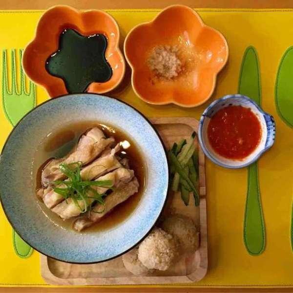自家製海南雞飯