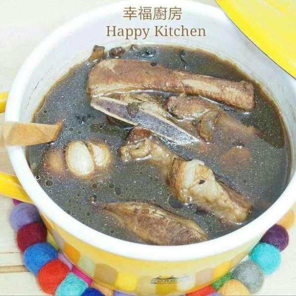馬來亞風味 の 肉骨茶
