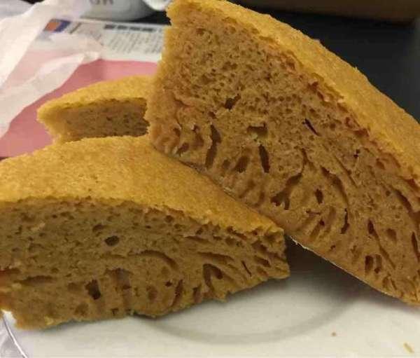 黑糖馬拉糕(低發)