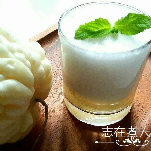 甜蜜蜜台式白玉苦瓜汁