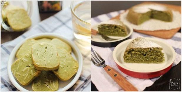 精選綠茶食譜2