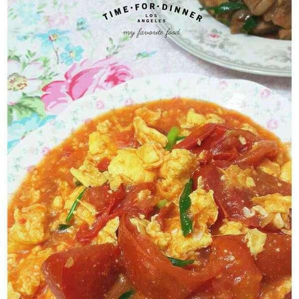 蕃茄炒蛋2