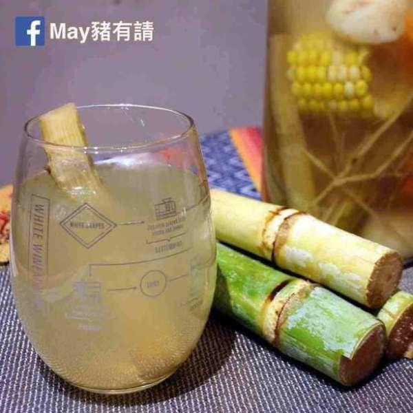 零難度竹蔗茅根粟米馬蹄水