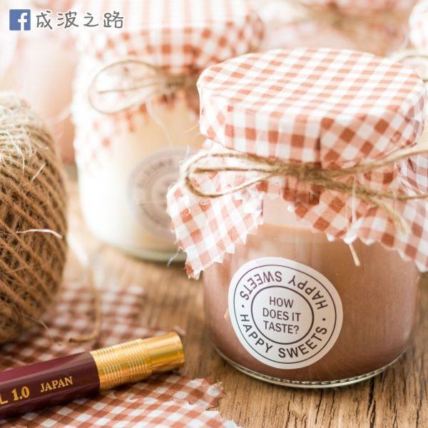 原味或朱古力味3.6牛奶布甸(奶凍)
