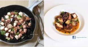 精選八爪魚料理