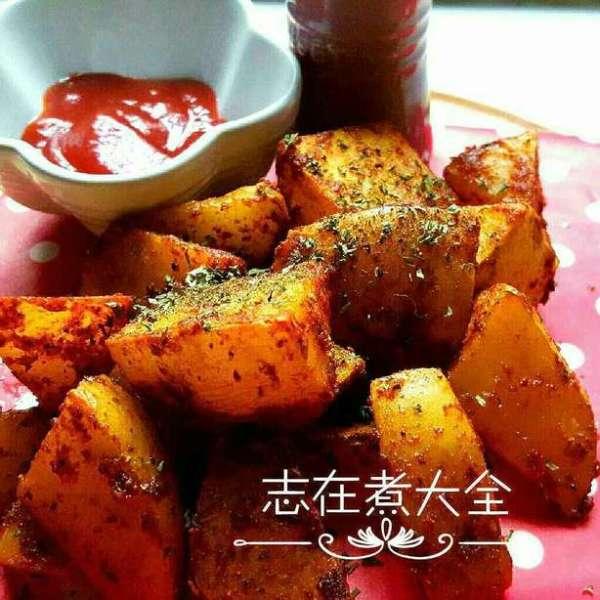 滋滋味派對焗薯角