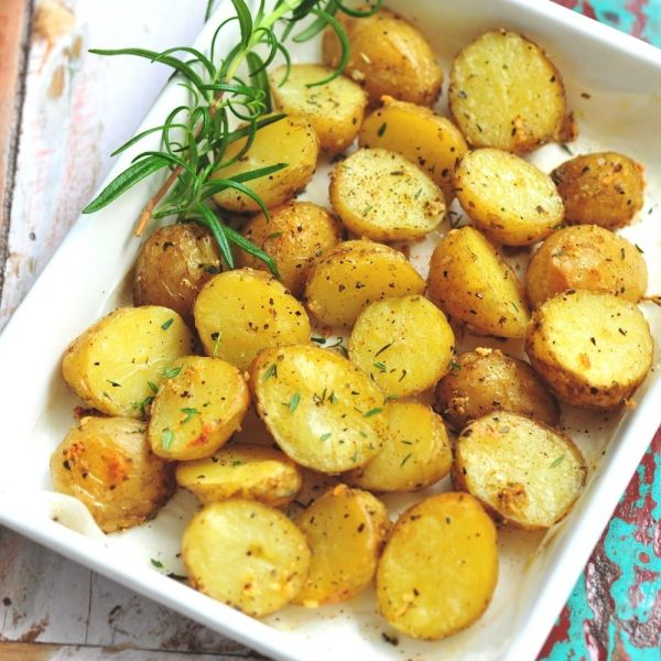 烤小馬鈴薯