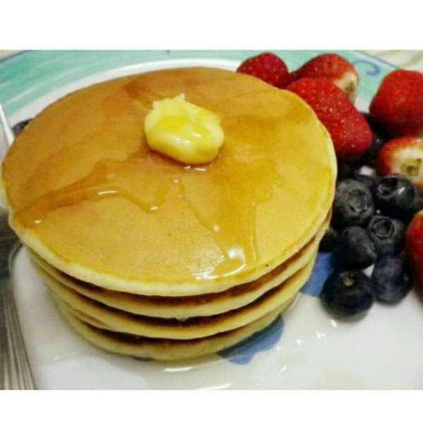 熱香餅食譜 簡單快速早餐 Pancake simple breakfast recipe
