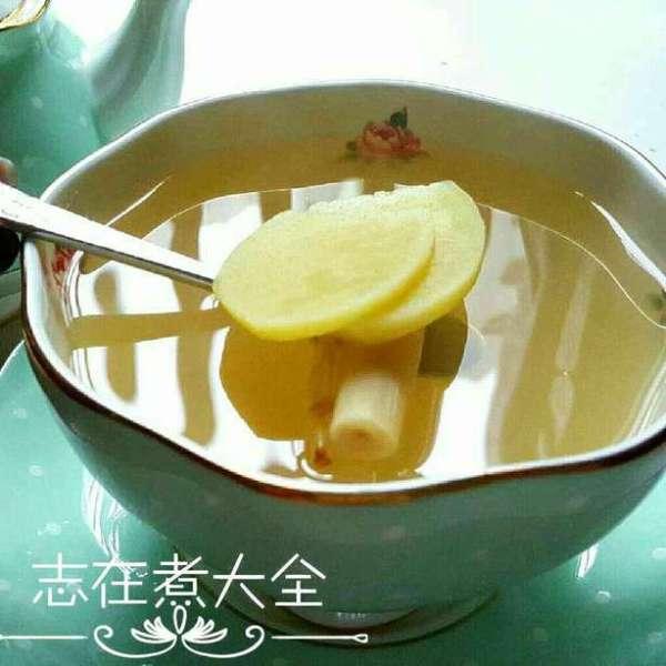 美美顏香茅蜂蜜薑茶