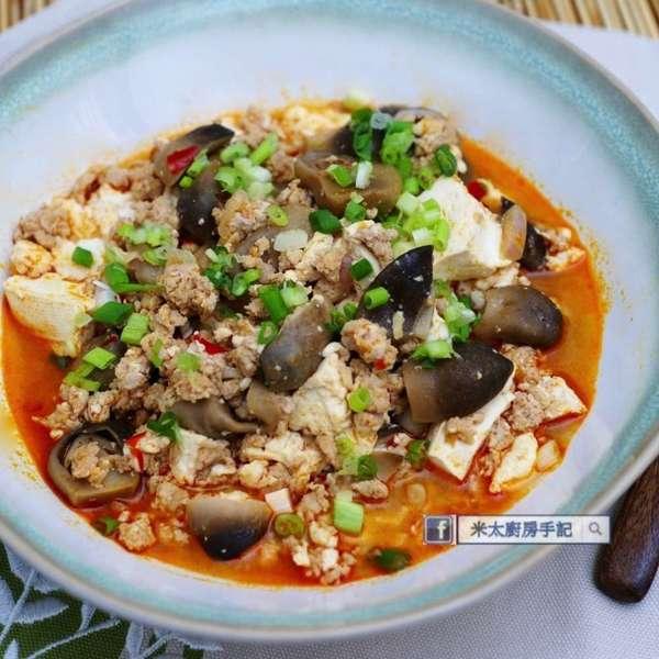 麻婆豆腐(米太廚房手記)