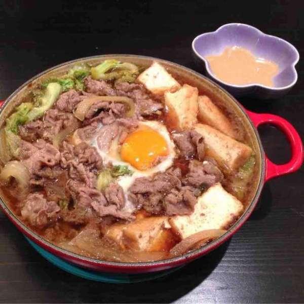 懶人牛肉豆腐鍋
