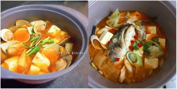 豆腐鍋料理