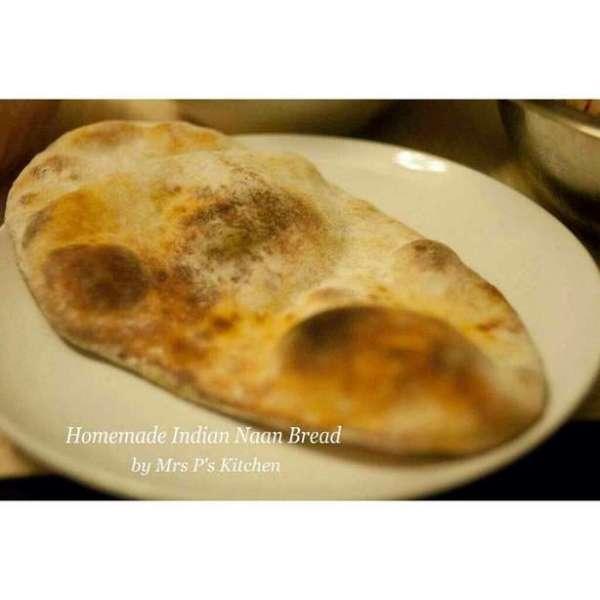 印度薄餅Naan Breaf