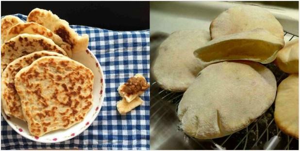 精選印度烤餅