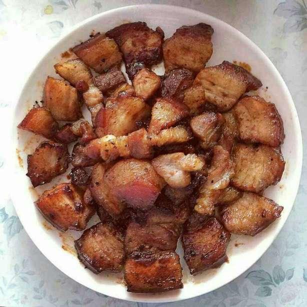 秘醬燒五花肉