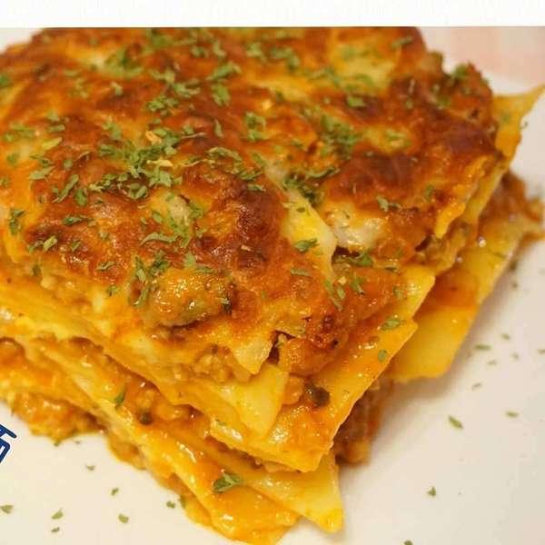 肉醬千層面 Lasagna
