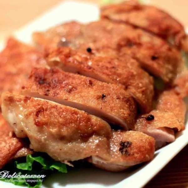 花椒香酥雞