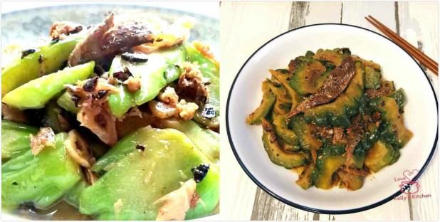 豆豉鯪魚料理