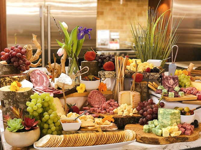 Chef Bob's Artisan Cheese and Charcuterie Boards