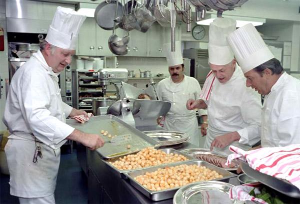 Chef, Sous Chef, Executive Chef, Culinary Arts School