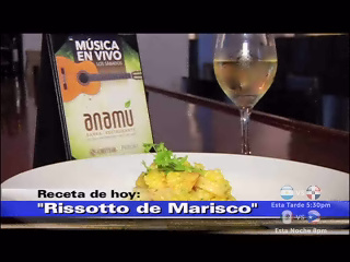 Rissotto de Marisco