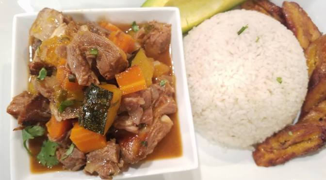 Carne guisada a la sidra (VIDEO)