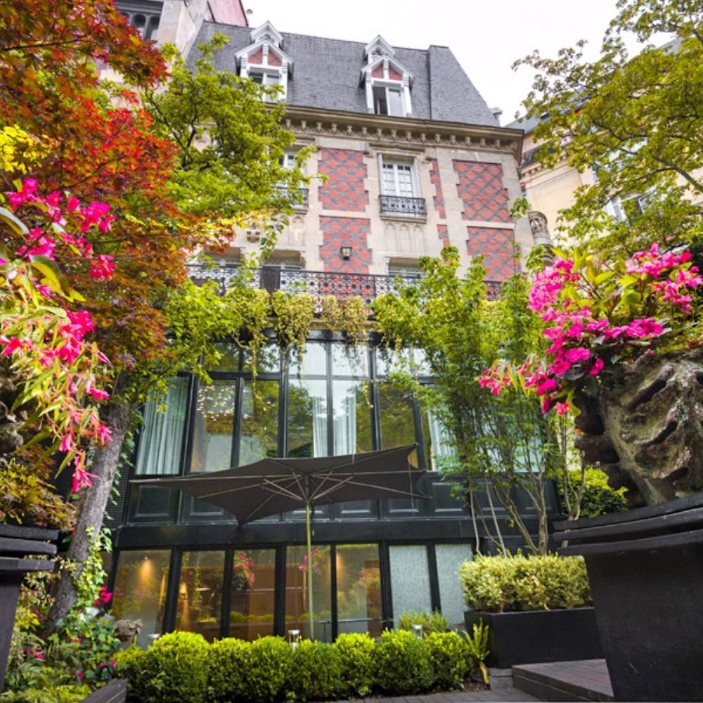 hotel particulier à paris