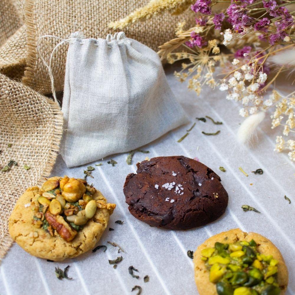 coffret séminaire : pause cookies