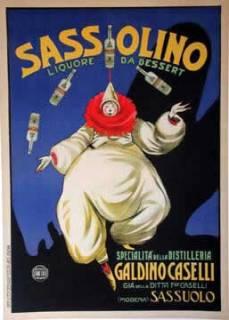 Sassolino - Caselli, pubblicità storica