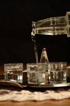 Sassolino - Versato nei bicchieri