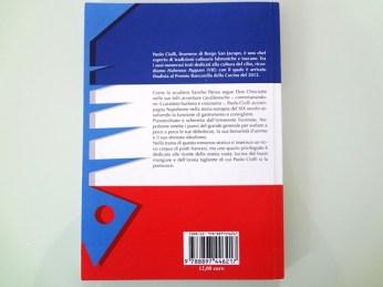 Teste e lische caro Napoleone, il Libro di Paolo Ciolli, la Quarta di Copertina